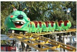 公园儿童娱乐设备青虫滑车游乐设施巨龙厂家直销价格优惠