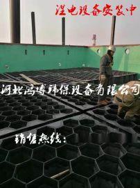 莱芜湿电喷淋管 湿式静电除尘器阳极管模块