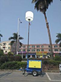 消险救援应急照明车全自动升降桅杆灯抗洪抢险月球灯工厂直销