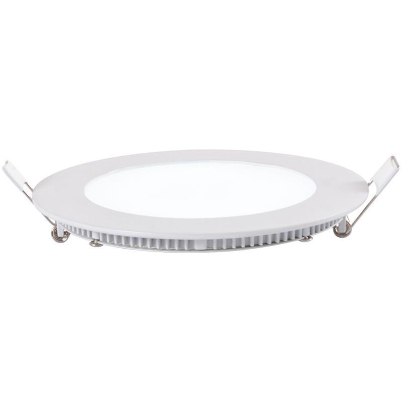 新款彩灯带圆形面板灯筒灯平板灯净化灯筒灯 led射灯 led吊顶灯