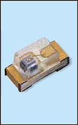 LED SMD发光二级管(EC02-0603QBC/F)