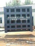 污水處理廠專用熱噴鋅鋼閘門崇鵬鋼製閘門廠家