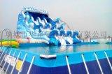 水上滑梯-充气乐园-充气水池 充气玩具批发