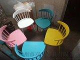 复古工业风铁艺餐椅, 广州双邻提供热销的铁艺餐椅