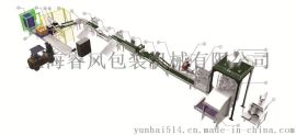 上海睿风REAFINE全自动大袋包装生产线  全自动包装流水线  自动化包装生产线  装配流水线   生产打包流水线