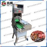 臺灣原裝雙變頻切熟肉機 切滷肉厚薄可調切片機器