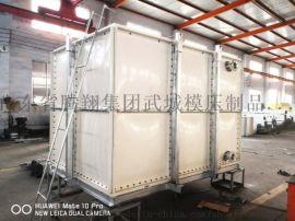 厂家供应玻璃钢水箱,玻璃钢保温水箱专业生产,价格低