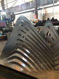 异型层次316不锈钢板焊接假山雕塑山峦造型件