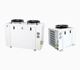 智能型制冷设备分体机机组