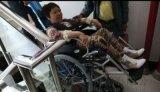 住宅楼残疾人爬楼车唐山市启运家用电梯无障碍平台