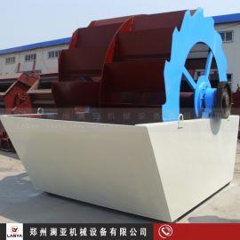 水轮式洗砂机,节能型洗沙机,高效砂石清洗机
