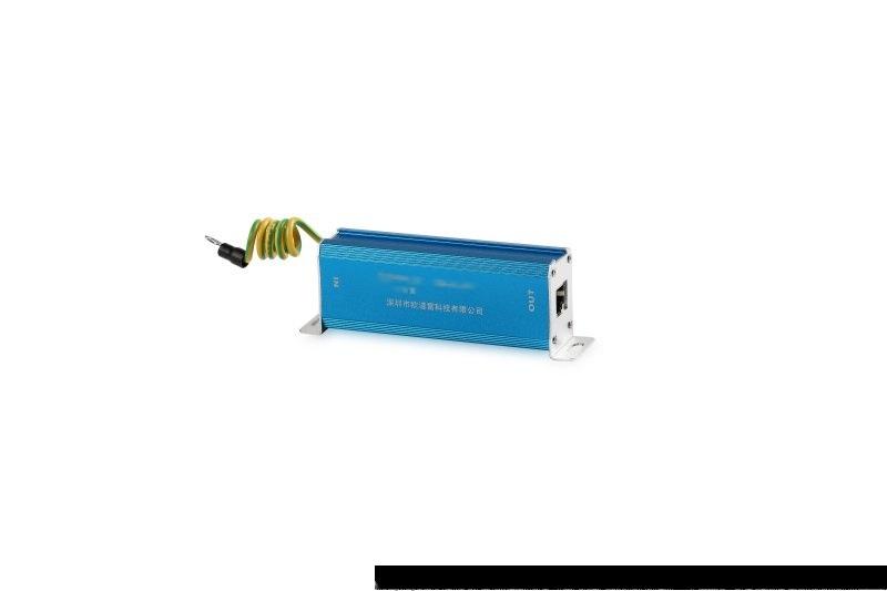 應用於網路攝像機的防雷浪涌,預防雷電流的損害
