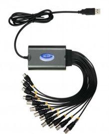 8路USB视频采集卡(QQDVR-8CH)