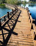 攀枝花瑞森木棧道,仿木紋欄杆定製廠家