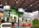 上海展览搭建工厂 木结构特装展台搭建 展会展位布置