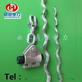 高低压输配电ADSS光缆悬垂线夹铝合金悬垂线夹材质