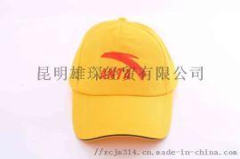 云南鸭舌帽定做厂家广告帽、高尔夫帽帽子厂家