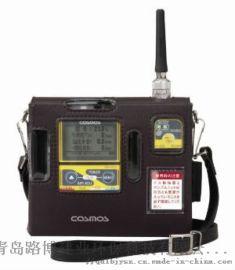 青岛路博进口日本新宇宙XP-4400复合气体检测器
