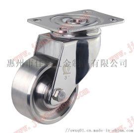 优质全不锈钢|3寸全不锈钢万向轮|不锈钢活动脚轮