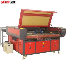 东莞布料皮革自动送料激光切割机