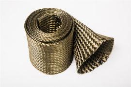供应安徽地区 玄武岩钛纤维高温绝缘套管