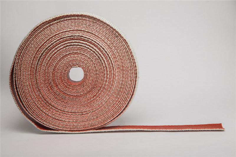 大量供应批发鑫茂牌缠绕式高温套管 防火隔热套管