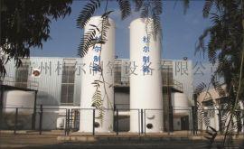 VPSA制氧机工业流程