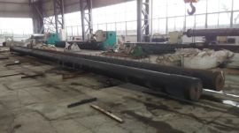 專業鍛造42CrMoA材質各種長度的液壓立柱