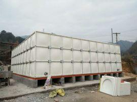 不锈钢大水箱 水箱 玻璃钢二维水箱标准尺寸