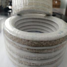 化工厂搪玻璃用四氟夹石棉包覆垫片