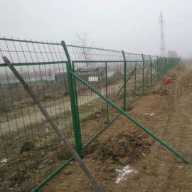 高速公路框架护栏网 隔离框架护栏网防护网铁丝网围栏