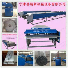 不锈钢网带输送烘干机设备 电加热纸塑分离机