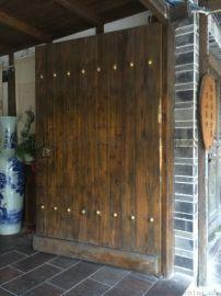 四川仿古门窗成都木雕厂实木角花