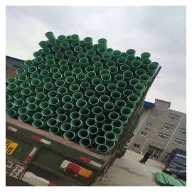 无机玻璃钢200通风管道承重高