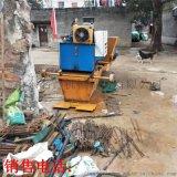 混凝土排灌水溝滑模機 排灌水渠成型機