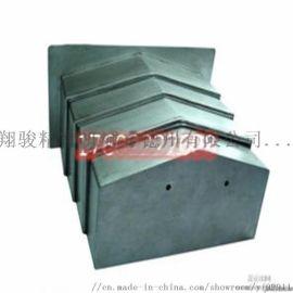 台湾兆群1270加工中心X轴挡屑钢板防护罩