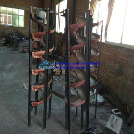 实验螺旋溜槽 小型选铁设备 重选设备 实验溜槽