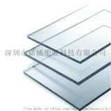 供应双层高硬度光学级PC+PMMA双面防刮花复合板