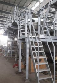 铝合金楼梯走台