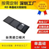 廠家批發21W太陽能足功率攜帶型戶外充電包