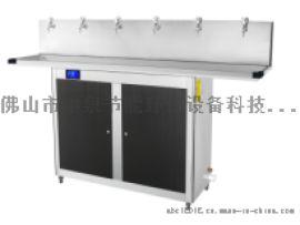中泉不锈钢饮水平台ZQ-6G广州商用环保饮水机