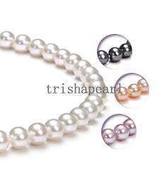 珍珠项链-P010