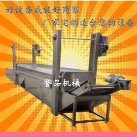 大型全自动成型设备鱼豆腐机蒸线生产加工成套设备