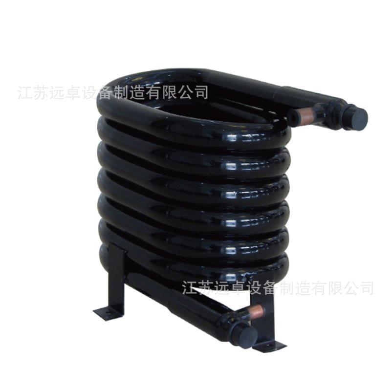 江苏远卓厂家直销 海水养殖用套管换热器