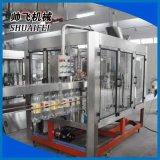 大量供应 果汁灌装机  三合一灌装机