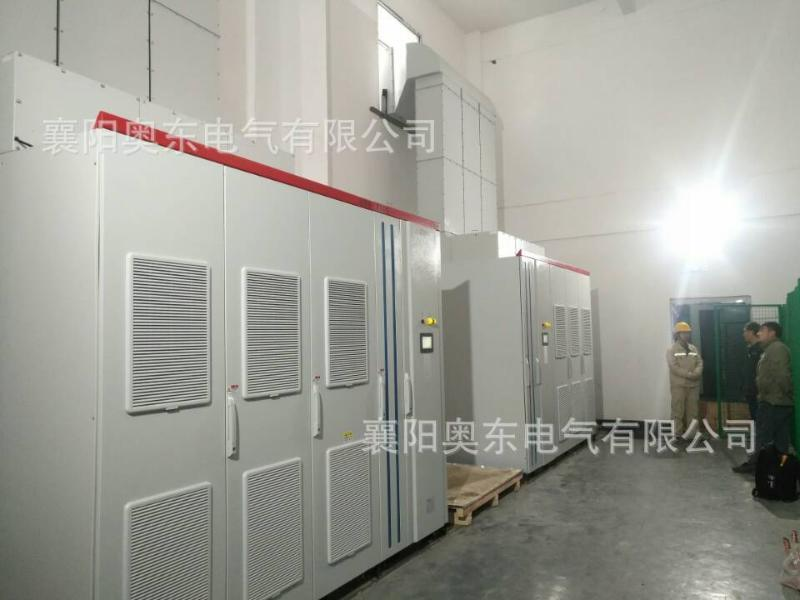 10KV6MSVG动态补偿柜在钢铁厂生产线应用案例