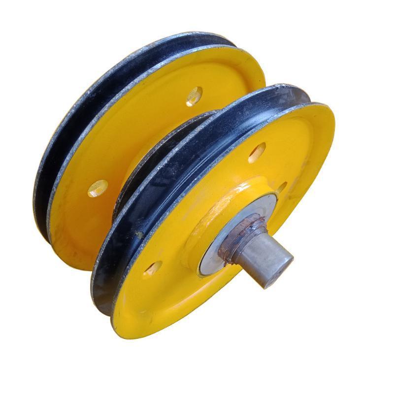 滑轮组配件 20t门吊滑轮组 非标滑轮组 质保