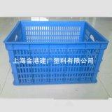 廠家直銷 500*380*290 塑膠週轉筐  塑料週轉箱  服裝轉用筐