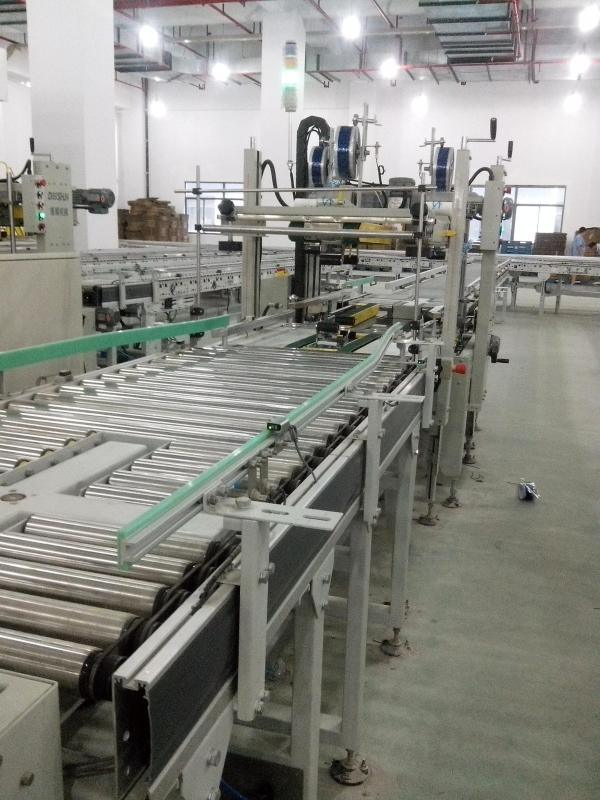 江苏恒光定制后端包装自动化生产流水线,包装流水线 打包生产线
