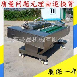无锡酱排骨连续式真空包装机 食品包装设备 五香牛肉粒真空包装机